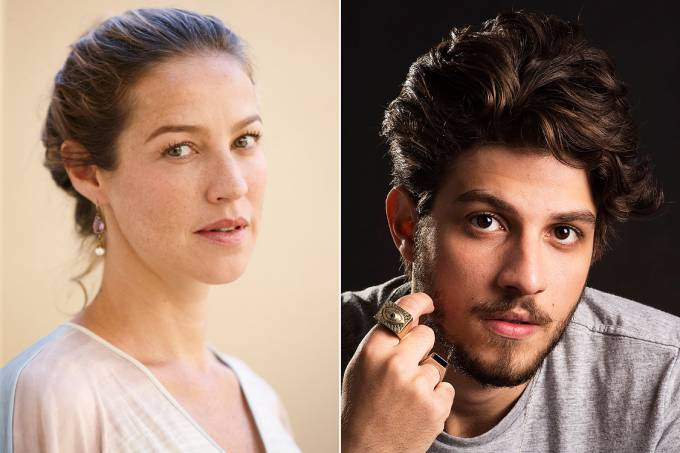 Luana Piovani e Chay Suede