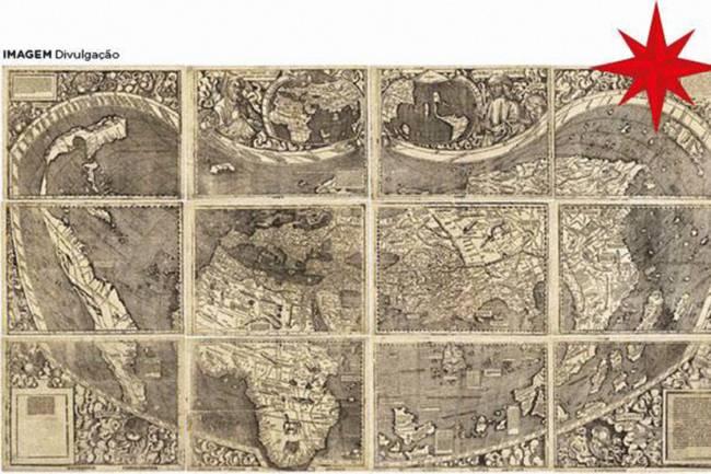 Mapa-mundi antigo