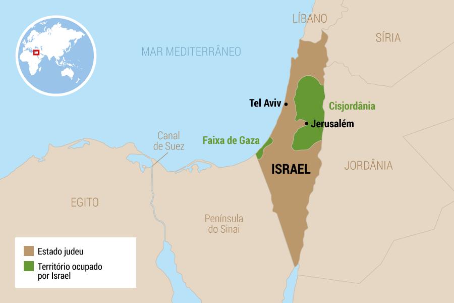 7 de junho de 1967 -Israel ocupa Jerusalém e assume o controle da Cisjordânia