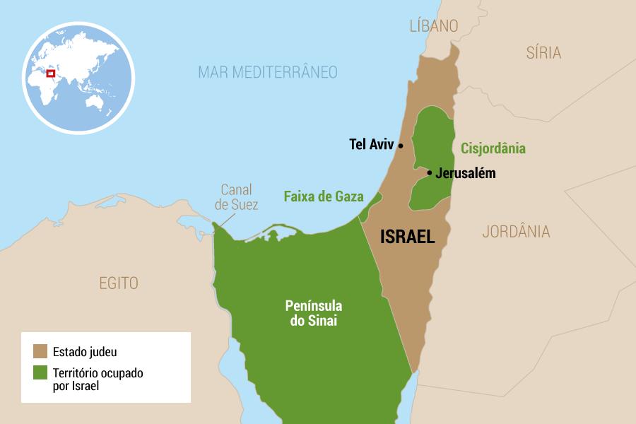 8 de junho de 1967 -Forças israelenses chegam ao Canal de Suez, tomando por completo a Península do Sinai