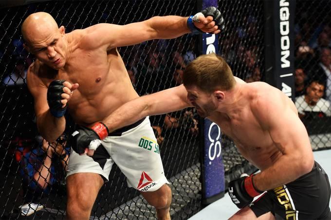 Stipe Miocic nocauteia o brasileiro Cigano no 1º round e segue campeão do UFC – 14/05/2017