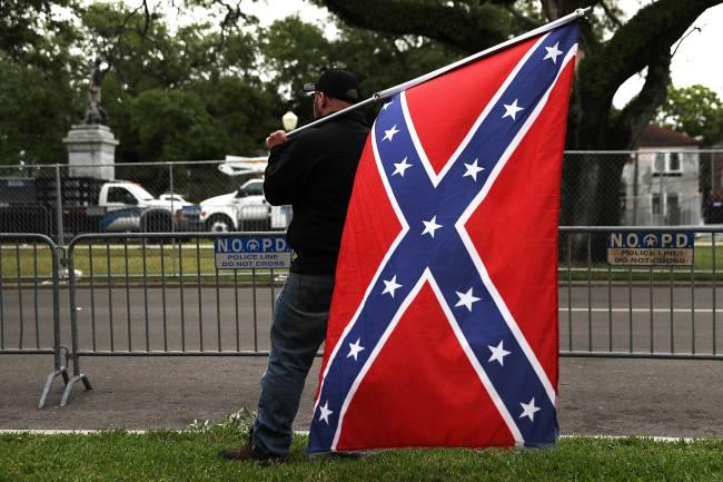 Bandeira dos confederados