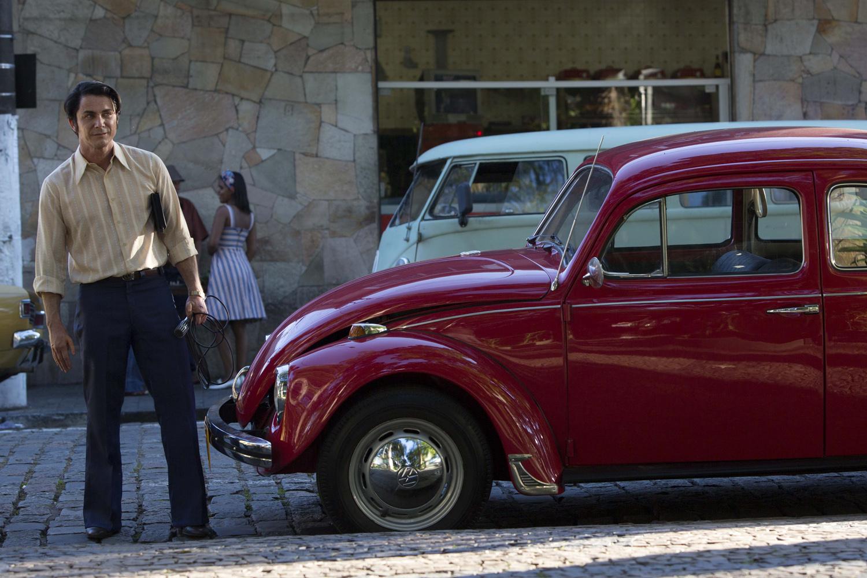 Petrônio Gontijo como Edir Macedo no filme 'Nada a Perder'