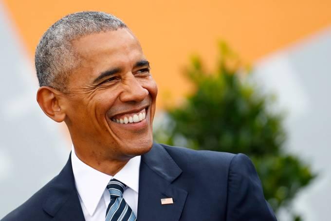 O ex-presidente americano Barack Obama