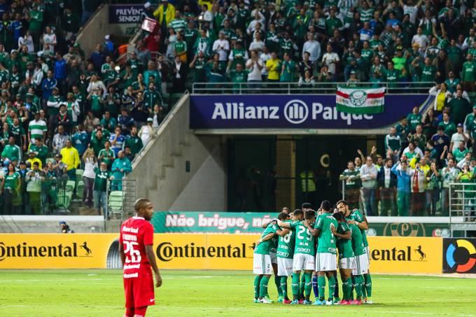 Copa do Brasil: Palmeiras e Internacional