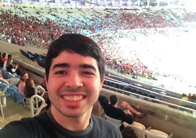 Paulo Roberto, neto de Zagallo