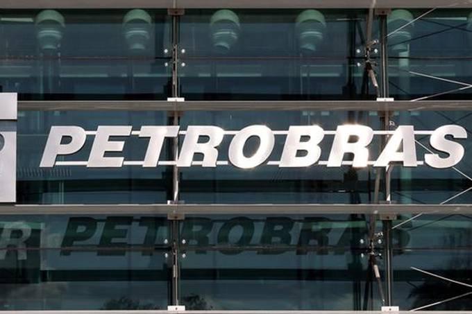 Petrobras na sede da estatal em Vitória, no Espírito Santo