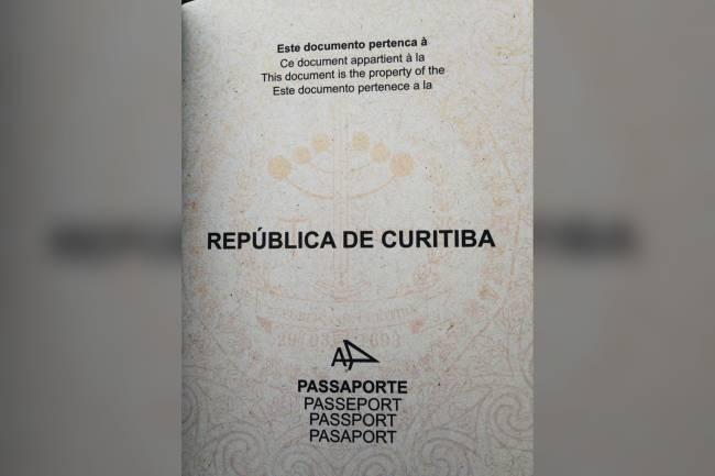 Passaporte da República de Curitiba