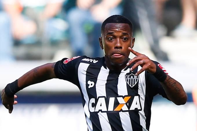 Robinho do Atlético-MG