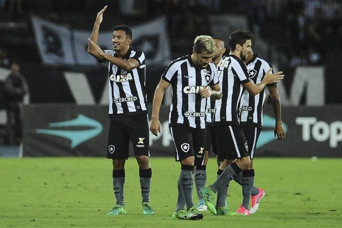 Rodrigo Lindoso, do Botafogo