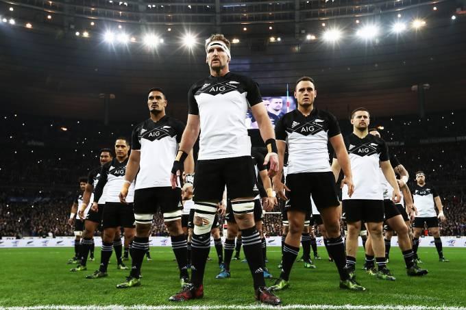 Rugby All Blacks