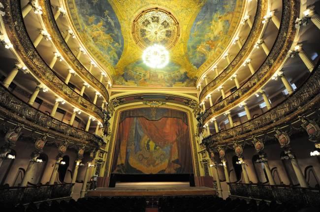 Sala de Espetáculos do Teatro Amazonas