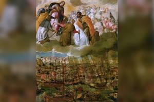 A Batalha de Lepanto de Paolo Veronese