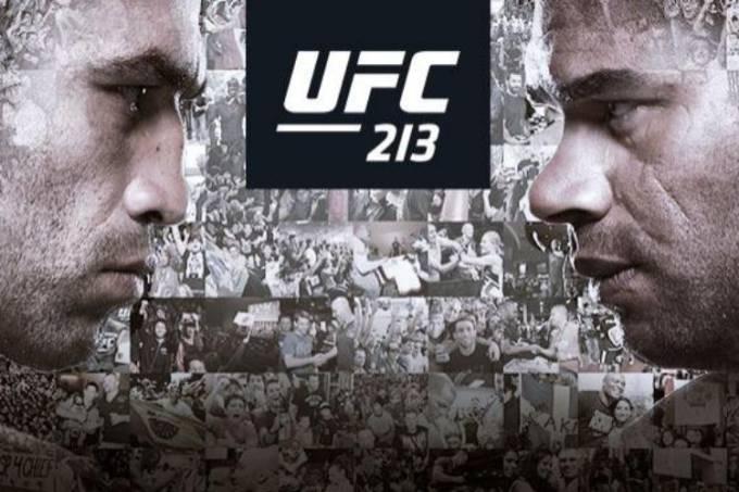 UFC 213 terá Werdum x Overeem em Las Vegas