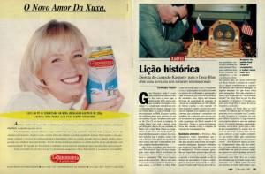 Reportagem de VEJA de 21 de maio de 1997