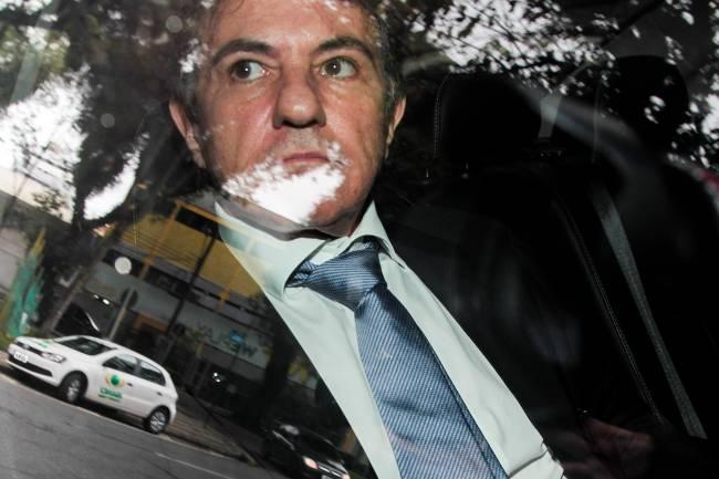O empresário da Toyo Setal, Augusto Ribeiro de Mendonça Neto
