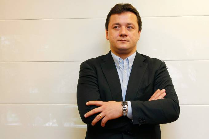 Wesley Batista,pres. e CEO da JBS