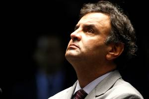 Aécio Neves (PSDB-MG), senador afastado, pode ser preso