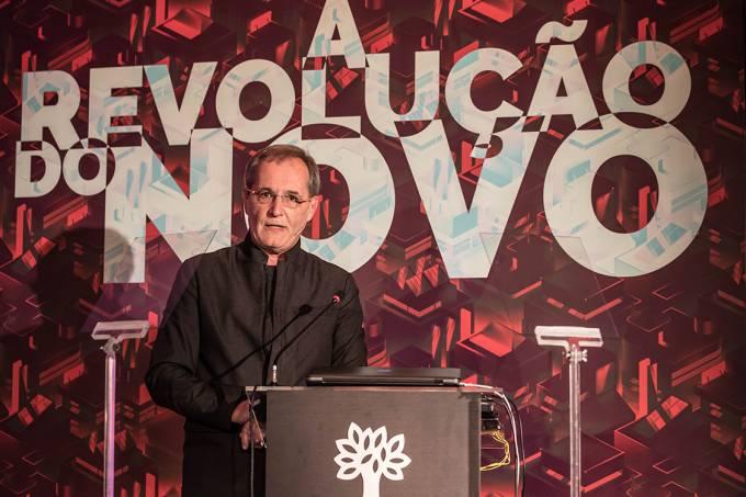 Evento: A Revolução do Novo