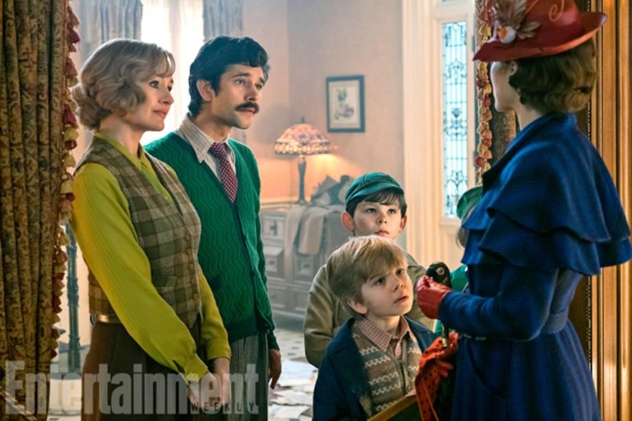 """O filme """"A Volta de Mary Poppins"""""""
