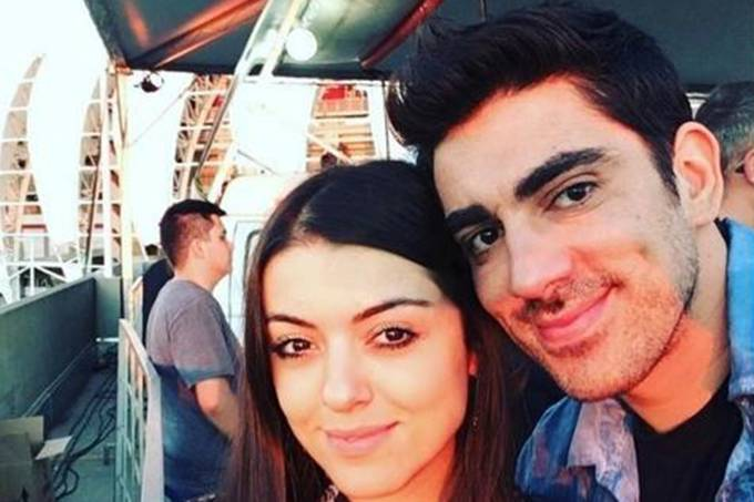 Marcelo Adnet e Patricia Cardoso