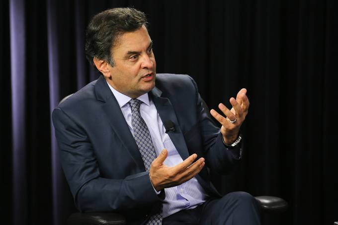 Arquivo – Senador afastado Aécio Neves (PSDB-MG) – 20/05/2014