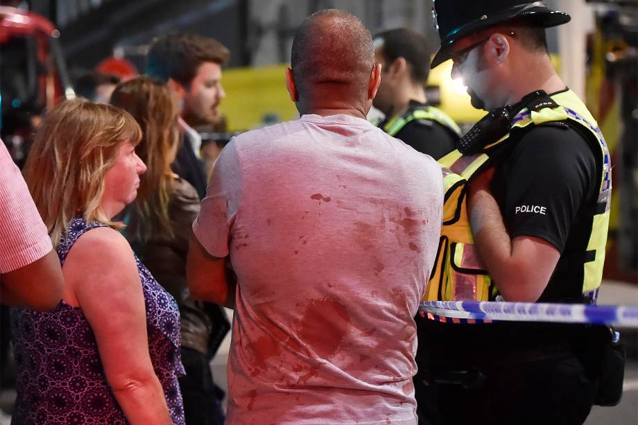Pânico em Londres com o registro de pelo menos três incidentes a quatro dias das eleições gerais - 03/06/2016
