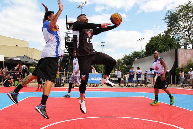 Inclusão do basquete 3x3 nos Jogos Olímpicos de Tóquio, em 2020