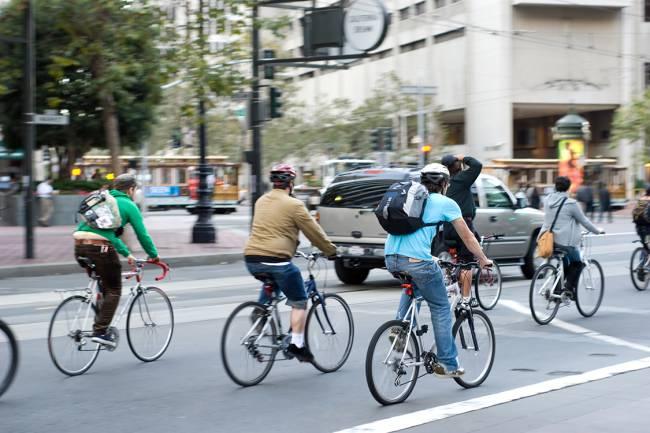 Buscar grupos ligados à bicicleta