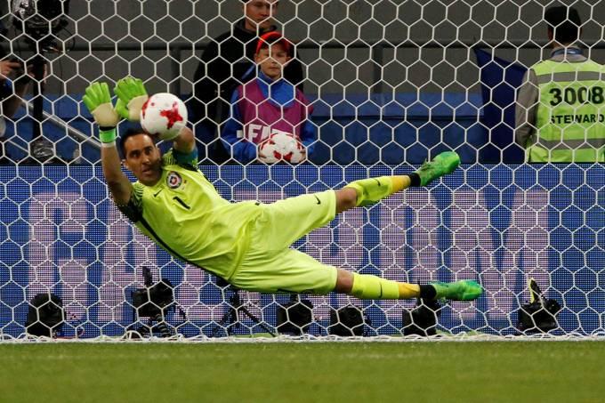 Copa das Confederações – Portugal e Chile