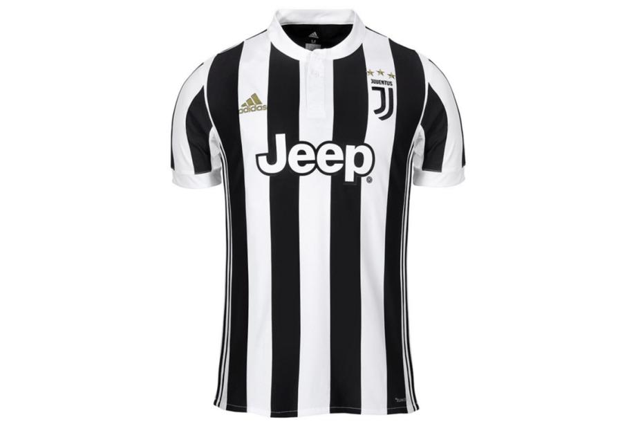 Juventus anuncia nova camisa com patrocínio da Adidas