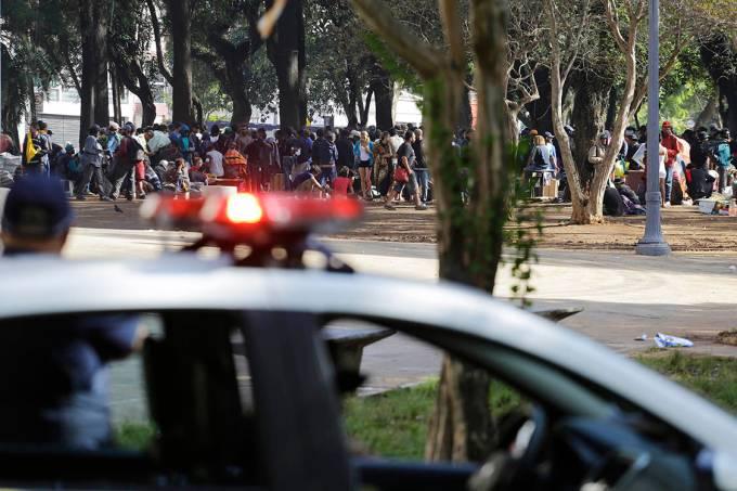 "Praça Princesa Isabel, ""Nova Cracolândia"""