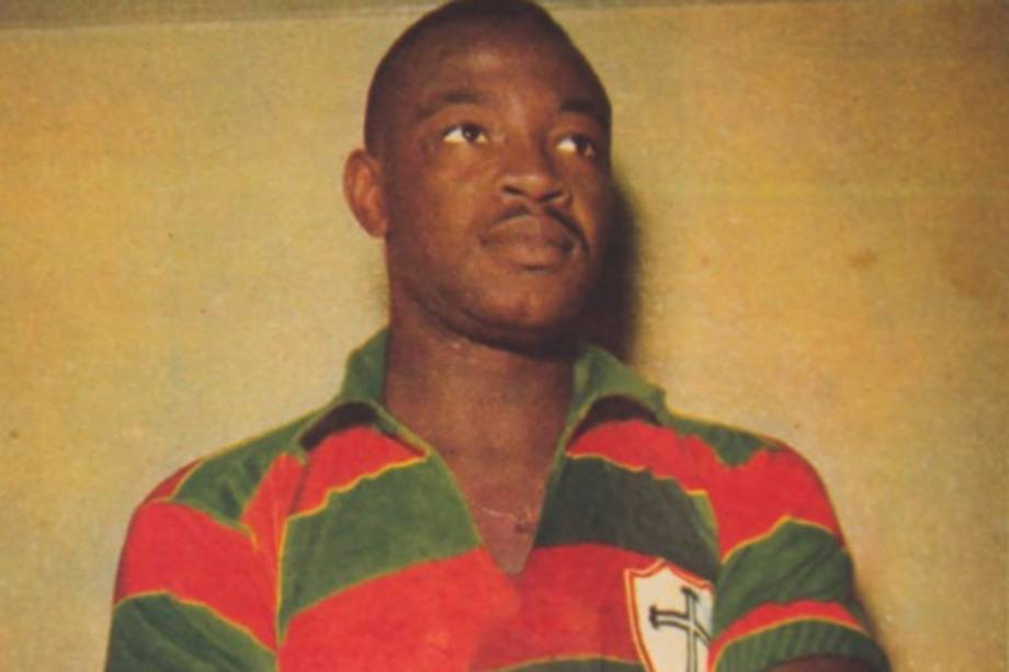 Brandãozinho, jogador da Portuguesa