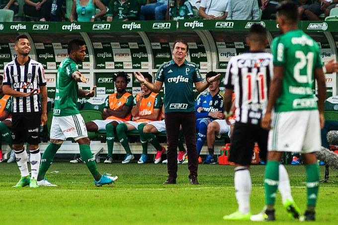 Palmeiras e Atlético Mineiro