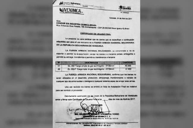Documentos Venezuela