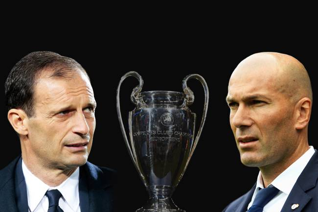 Allegri x Zidane