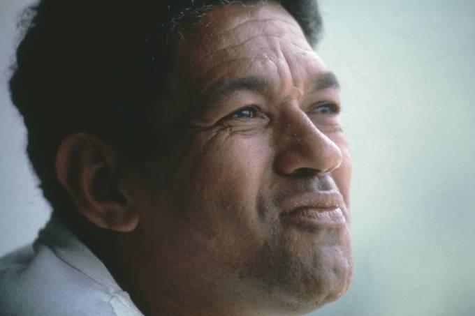 Manuel Francisco do Santos, o ex-jogador Garrincha