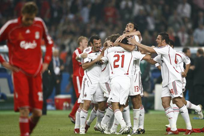 Liga do Campeões 2007