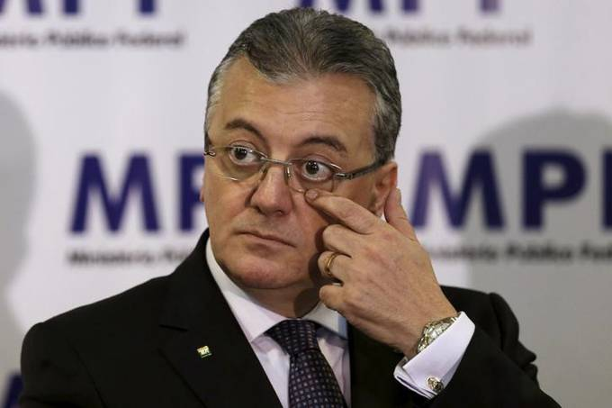 Ex-presidente da Petrobras Aldemir Bendine