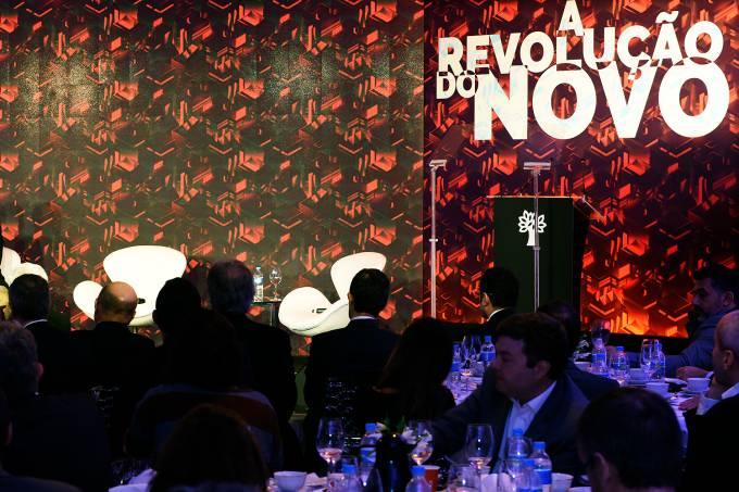 Fórum VEJA Exame A Revolução do Novo