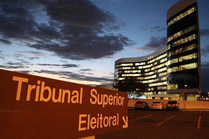 Prédio do Tribunal Superior Eleitoral (TSE)