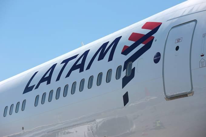 Fuselagem LATAM Airlines Brasil