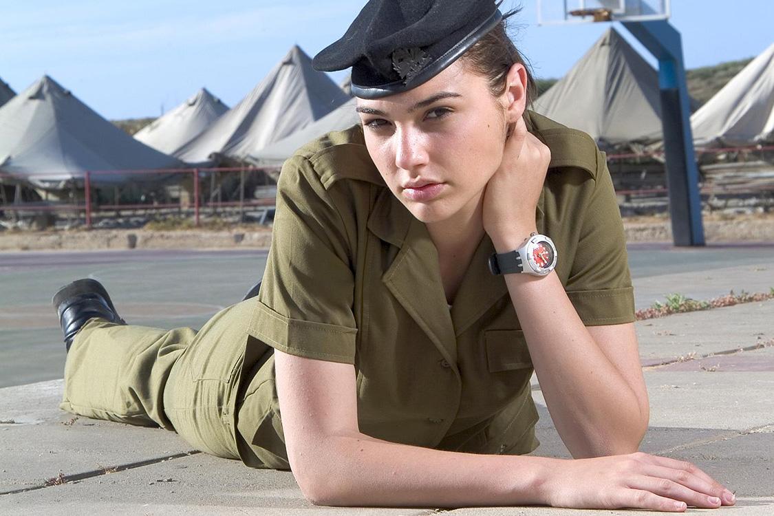 Gal Gadot foi treinadora de combate das Forças de Defesa de Israel