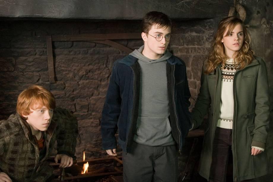 Cena de 'Harry Potter e a Ordem da Fênix' (2007)