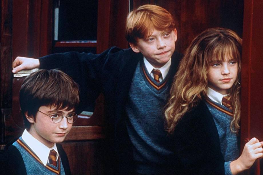 Cena de 'Harry Potter e a Pedra Filosofal' (2001)