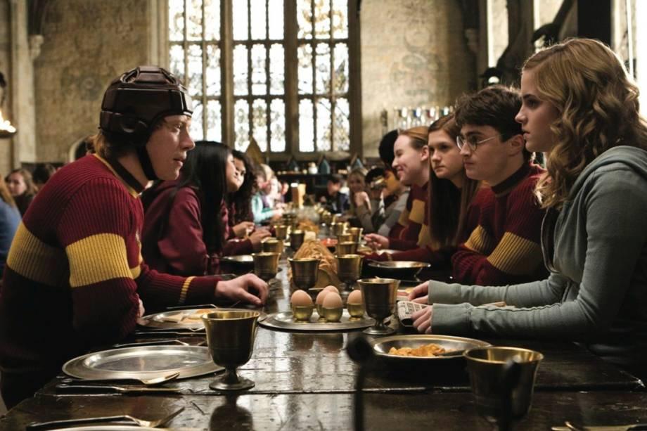 Cena de 'Harry Potter e o Enigma do Príncipe' (2009)