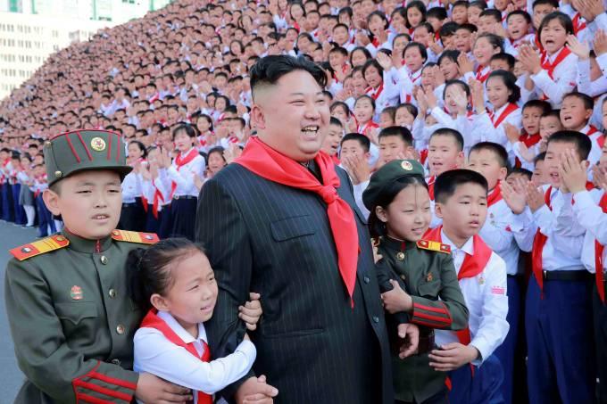 Ditador da Coreia do Norte, Kim Jong-un