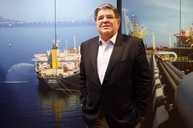 Ex-presidente da Transpetro Sérgio Machado