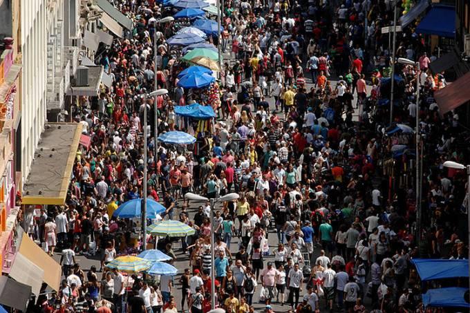 Economia – Consumo – Inflação – produtos – Pib – comércio de rua