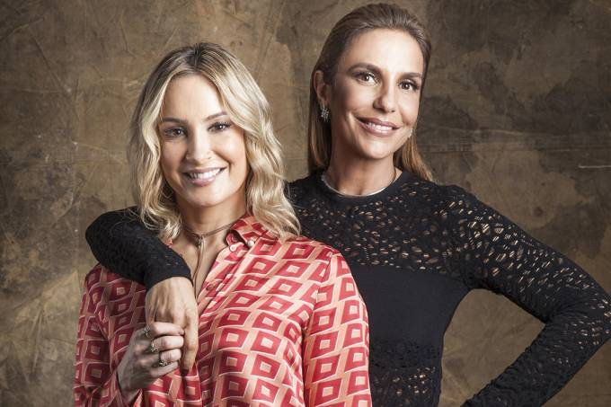 The Voice: Claudia Leitte e Ivete Sangalo